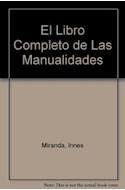 Papel LIBRO COMPLETO DE LAS MANUALIDADES (CARTONE)