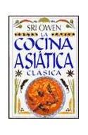 Papel COCINA ASIATICA CLASICA (CARTONE)
