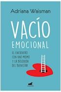 Papel VACIO EMOCIONAL (COLECCION LIBROS PRACTICOS)