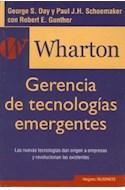 Papel WHARTON GERENCIA DE TECNOLOGIAS EMERGENTES (VERGARA BUSINESS)