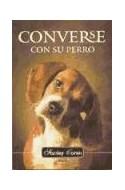 Papel CONVERSE CON SU PERRO