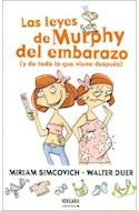 Papel LEYES DE MURPHY DEL EMBARAZO Y DE TODO LO QUE VIENE DESPUES (RUSTICA)