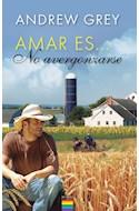 Papel AMAR ES NO AVERGONZARSE (GAY ROMANCE) (RUSTICO)
