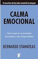 Papel CALMA EMOCIONAL (COLECCION VIVIR MEJOR) (RUSTICA)