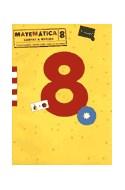 Papel MATEMATICA 8 TROQUEL CARTAS A MEDIDA