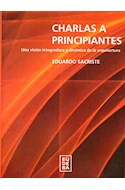 Papel CHARLAS A PRINCIPIANTES UNA VISION INTEGRADORA Y DINAMICA DE LA ARQUITECTURA