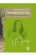 Papel PANORAMAS DE LA VIDA [OBRAS COMPLETAS II] (BIBLIOTECA DEL NORTE)