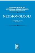 Papel NEUMONOLOGIA [FACULTAD DE MEDICINA UNIVERSIDAD DE BUENOS AIRES] (BIBLIOTECA MEDICINA)