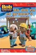 Papel UN DIA EN EL GRANERO [CON CALCOMANIAS] (BOB EL CONSTRUCTOR)
