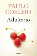 Papel ADULTERIO (COLECCION BIBLIOTECA PAULO COELHO)