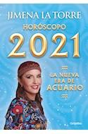 Papel HOROSCOPO 2021 LA NUEVA ERA DE ACUARIO (COLECCION OBRAS DIVERSAS)