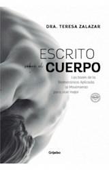 Papel ESCRITO SOBRE EL CUERPO (COLECCION AUTOAYUDA Y SUPERACION)