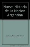 Papel NUEVA HISTORIA DE LA NACION ARGENTINA 1 ARGENTINA ABORIGEN CONQUISTA Y COLONIZACION (CARTO