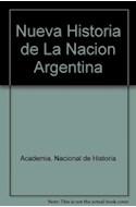 Papel NUEVA HISTORIA DE LA NACION ARGENTINA 3 PERIODO ESPAÑOL  (1600-1810) (CARTONE)