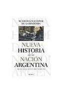 Papel NUEVA HISTORIA DE LA NACION ARGENTINA 10 LA ARGENTINA DEL SIGLO XX (CARTONE)