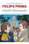 Papel CASTELLI MONTEAGUDO (COLECCION LA HISTORIETA ARGENTINA TOMO 9) (RUSTICA)