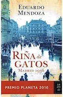 Papel RIÑA DE GATOS MADRID 1936
