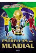 Papel ESTRELLAS DEL MUNDIAL (INCLUYE STICKERS Y VIDEOS DE LOS CRACKS)