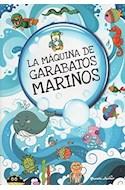 Papel MAQUINA DE GARABATOS MARINOS
