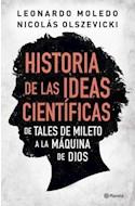 Papel HISTORIA DE LAS IDEAS CIENTIFICAS DE TALES DE MILETO A  LA MAQUINA DE DIOS