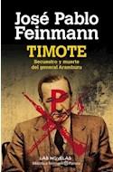 Papel TIMOTE SECUESTRO Y MUERTE DEL GENERAL ARAMBURU (BIBLIOTECA FEINMANN)