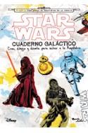 Papel STAR WARS CUADERNO GALACTICO CREA DIBUJA Y DISEÑA PARA SALVAR A LA REPUBLICA (RUSTICO)