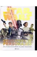 Papel STAR WARS ENCICLOPEDIA DE PERSONAJES (CARTONE)