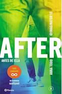 Papel AFTER ANTES DE ELLA (SAGA AFTER 0) (RUSTICO)