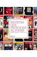 Papel REVISTAS QUE PROVOCAN EL PODER (ILUSTRADO) (RUSTICO)