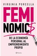 Papel FEMINOMICS DE LA ECONOMIA PERSONAL AL EMPRENDIMIENTO PROPIO