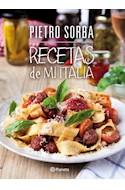 Papel RECETAS DE MI ITALIA (ILUSTRADO) (RUSTICO)
