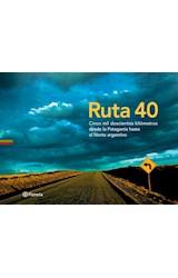 Papel RUTA 40 (ILUSTRADO) (RUSTICA)
