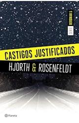 Papel CASTIGOS JUSTIFICADOS (SERIE BERGMAN 5)