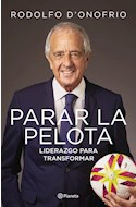 Papel PARAR LA PELOTA LIDERAZGO PARA TRANSFORMAR