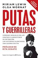 Papel PUTAS Y GUERRILLERAS [PROLOGO DE RITA SEGATO] (COLECCION ESPEJO DE LA ARGENTINA)