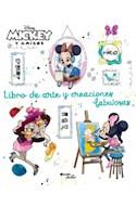 Papel MINNIE LIBRO DE ARTE Y CREACIONES FABULOSAS (COLECCION MICKEY Y AMIGOS)