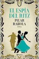 Papel ESPIA DEL RITZ (COLECCION AUTORES ESPAÑOLES E IBEROAMERICANOS)