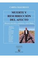 Papel MUERTE Y RESURRECCION DEL AFECTO DISCURSO TELEVISIVO CO
