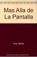 Papel MAS ALLA DE LA PANTALLA CINE ARGENTINO HISTORIA Y POLITICA