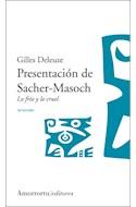Papel PRESENTACION DE SACHER MASOCH