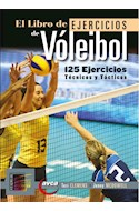 Papel LIBRO DE EJERCICIOS DE VOLEIBOL 125 EJERCICIOS TECNICOS Y TACTICOS STADIUM