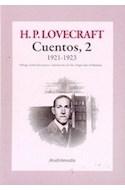 Papel CUENTOS 2 (1921-1923) (RUSTICA)