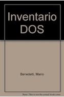 Papel INVENTARIO DOS (CARTONE)