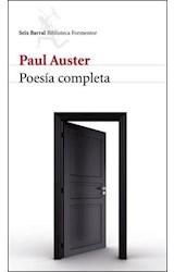 Papel POESIA COMPLETA (AUSTER PAUL) [EDICION BILINGUE] (COLECCION BIBLIOTECA FORMENTOR)