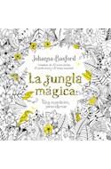 Papel JUNGLA MAGICA UNA EXPEDICION PARA COLOREAR (RUSTICA)