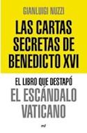 Papel CARTAS SECRETAS DE BENEDICTO XVI EL LIBRO QUE DESTAPO EL ESCANDALO VATICANO