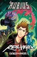 Papel REAL HERO (ESCUELA DE GAMERS 3) (CARTONE)