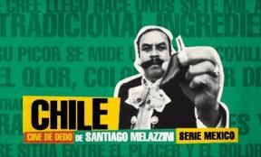 Papel CHILE (MINIBOLSILLO)
