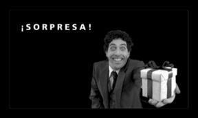 Papel SORPRESA (FILM BOOK) (MINIBOLSILLO)