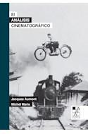 Papel ANALISIS CINEMATOGRAFICO (COLECCION BIBLIOTECA DE LA MIRADA)